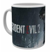Resident Evil 2 bögre