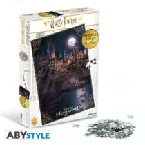 Harry Potter - Hogwarts 1000db-os puzzle