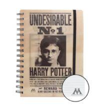 Harry Potter - Sirius Black és Harry Potter 3D hatású jegyzetfüzet