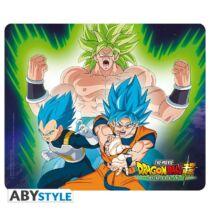 Dragon Ball Brolly VS Goku & Vegita egérpad