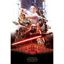 Star Wars - Skywalker kora polár takaró