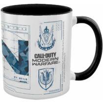 Call of Duty: Modern Warfare ikon bögre
