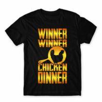 Pubg - Winner Winner Chicker Dinner férfi póló