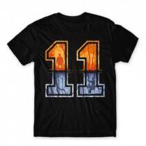 Stranger Things 11 férfi póló