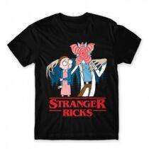 Stranger Ricks férfi póló