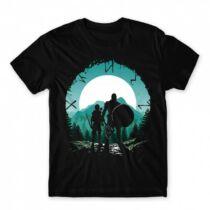 God of War férfi póló