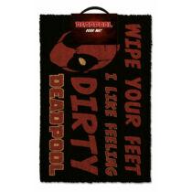 Deadpool lábtörlő