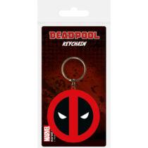 Deadpool logó kulcstartó