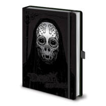 Harry Potter - Halálfaló Prémium jegyzetfüzet, A5