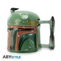 Star Wars - Boba Fett 3D bögre