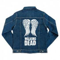 The Walking Dead - Daryl Wings unisex farmerkabát