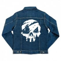 Sea of Thieves unisex farmarkabát