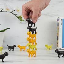 Cat - asztrofa macskás építő társasjáték