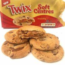 Twix puha keksz (144g)