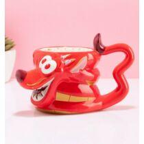 Mulan - Mushu a sárkány 3D bögre