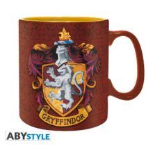 Harry Potter - Gryffindor nagyméretű bögre