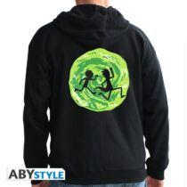 Rick és Morty - Portál pulóver