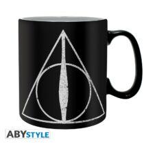 Harry Potter- Halál ereklyéi nagyméretű bögre