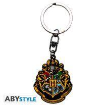 Harry Potter- Hogwarts fém kulcstartó