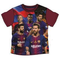 FC Barcelona gyermek póló 4-9 év