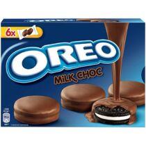 Oreo Milk Choc - tejcsokoládés oreo keksz (246g)