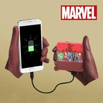 Marvel Logo Power bank külső akkumlátor 4000 mAh