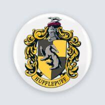 Harry Potter - Hugrabug logó kitűző