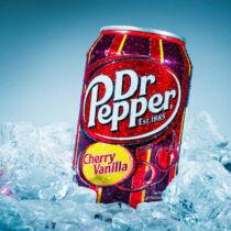 Dr. Pepper cseresznyés-vaníliás szénsavas üdítőital