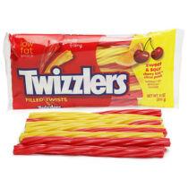 Hershey's Twizzlers édes-savanyú cukorka