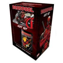 Deadpool ajándékcsomag