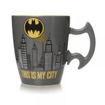 Batman - Welcome to Gotham city bögre