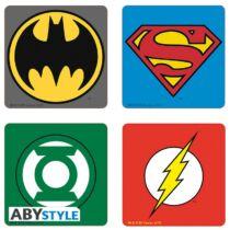 DC Comics poháralátét