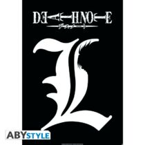 "Death Note - ""L"" poszter"