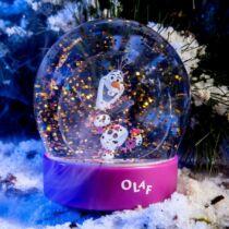 Jégvarázs - Olaf hógömb