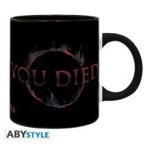 Dark Souls - You Died bögre