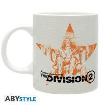"""The Divison 2 """"Eagle"""" bögre"""