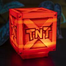 Crash Bandicoot - TNT 3D hangulatvilágítás