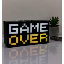 Game Over színváltós hangulatvilágítás