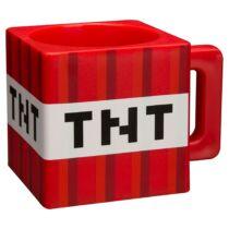 Minecraft TNTműanyag bögre