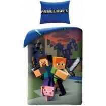 Minecraft Steve és Alex ágyneműhuzat