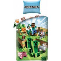 Minecraft Steve, Alex és Creeper ágyneműhuzat