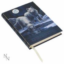 Lisa Parker - Dombornyomott téli harcos farkasok napló