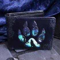 Farkas lábnyom pénztárca