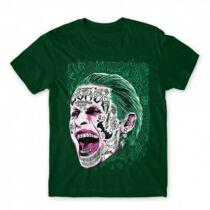 Ragadozó madarak Jokers face férfi póló