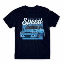 Bulid for Speed – BMW férfi póló