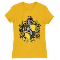 Harry Potter Hugrabug női póló