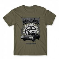 Supernatural Winchester Bros. férfi póló