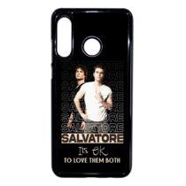 Vámpírnaplók - Salvatore - It's ok to love them both  - Huawei tok (többféle)