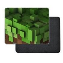 Minecraft világ műbőr egérpad