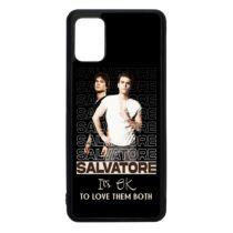 Vámpírnaplók - Salvatore - It's ok to love them both - Samsung Galaxy Tok - (Többféle)